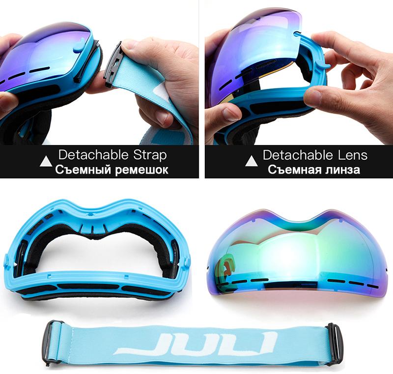 ski goggles for men