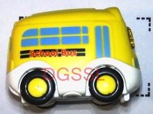 1pc Vtech  Music School bus Toy/ Vtech Rail Car Toy Car For girl and boy / Children's Toys/ Free Shipping