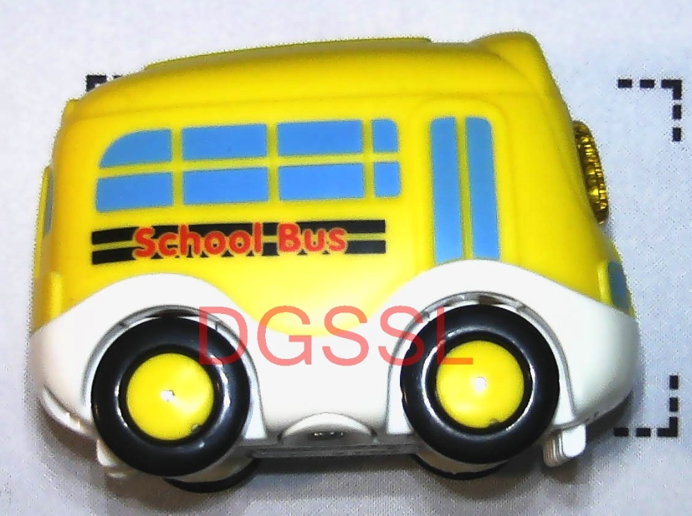 1pc Vtech Music School bus Toy/ Vtech Rail Car Toy Car For girl and boy / Children's Toys/ Free Shipping(China (Mainland))