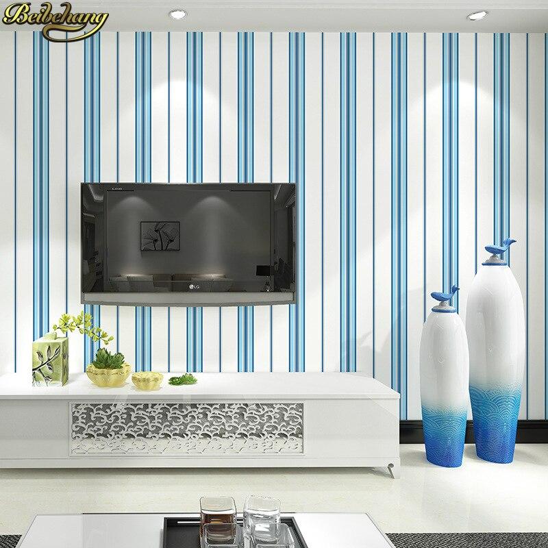 beibehang roll papel mural Modern Luxury Pattern 3D Wall paper Roll Mural WallPaper for Living Room Non-woven Papel de Parede<br>