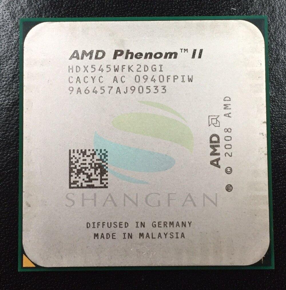 Buy Amd Athlon Ii X3 425 27ghz Triple Core Cpu Phenom X2 545 30 Ghz Procesador De Doble Ncleo Hdx545wfk2dgm Hdx545wfk2dgi 80