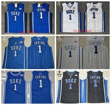 2017 New arrivals Stitched High quality Duke Blue Devils Kyrie Irving basketball jerseys for men 6 colors
