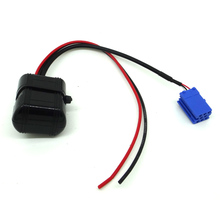 Bluetooth module for Blaupunkt radio stereo Aux cable car audio cable 8-Pin Audio Input from iPhone Smartphone(China)