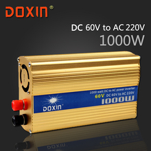 DC 60V to AC 220V 1000Watt W Car Solar Power Inverter Universal DOXIN ST-N045