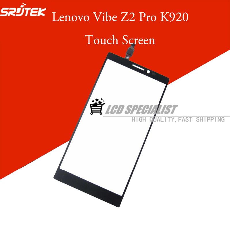 6 Inch Black New Original for Lenovo Vibe Z2 Pro K920 Touch Screen Digitizer Glass Sensor Panel Lens Replacement Parts<br><br>Aliexpress