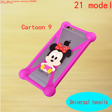 Cartoon Animals Soft Silicone Cover Bumper For LG Google Nexus 4 E960/Nexus 5 E980/Nexus 5X Suitable most mobile phones(China)