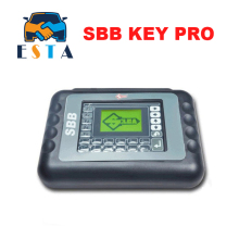 Newest Silca SBB Key Pro with newest version V33.02 High Quality Auto Key Programmer SBB Silca Key Pro No complaint in stock(China)