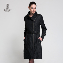 Buy BASIC EDITIONS Autumn Winter New Fashion Women's Cotton Long Parkas Coat Women's coat Lady's coat B918B03 Free for $46.06 in AliExpress store