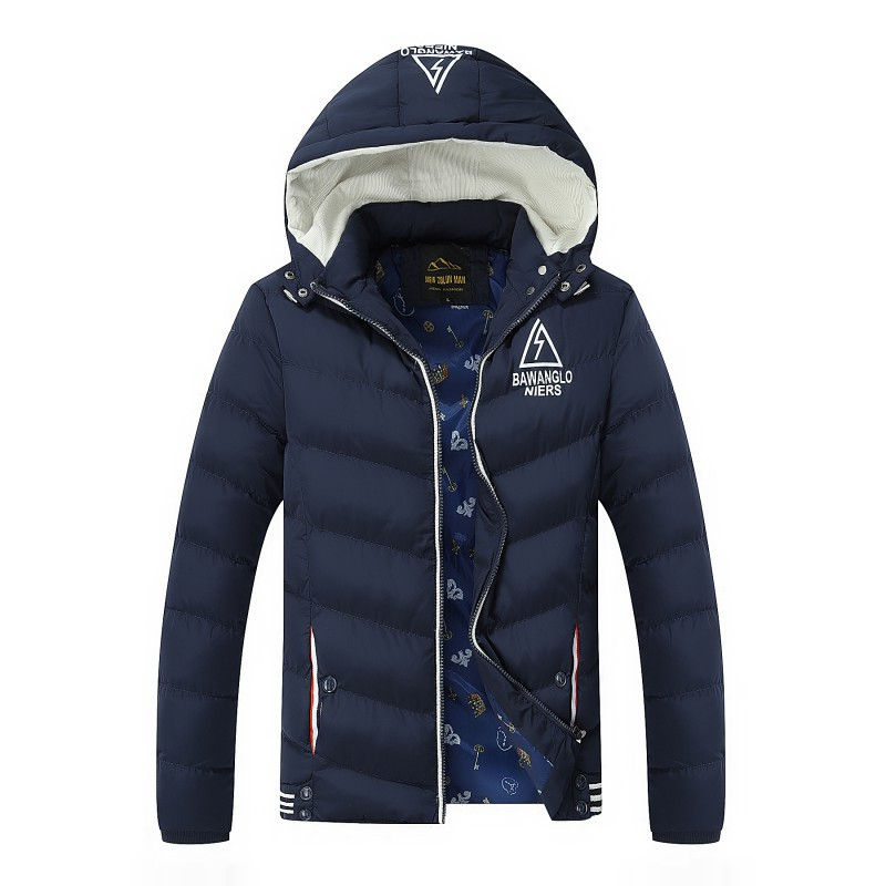 2016 winter new mens Korean version of the warm cotton jacket thick warm jacket mens jacket men Size M-4XLОдежда и ак�е��уары<br><br><br>Aliexpress
