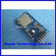 Micro SD Card Module Mini TF Card Read and Write Module with SPI Interface