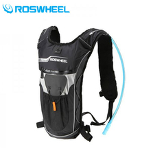 ROSWHEEL 4L Sports Water Bag Cycling Bicycle Bike Backpack Waterproof Climbing Camping Hiking Camelback Rucksack Hydration - Speed No.1 Store store