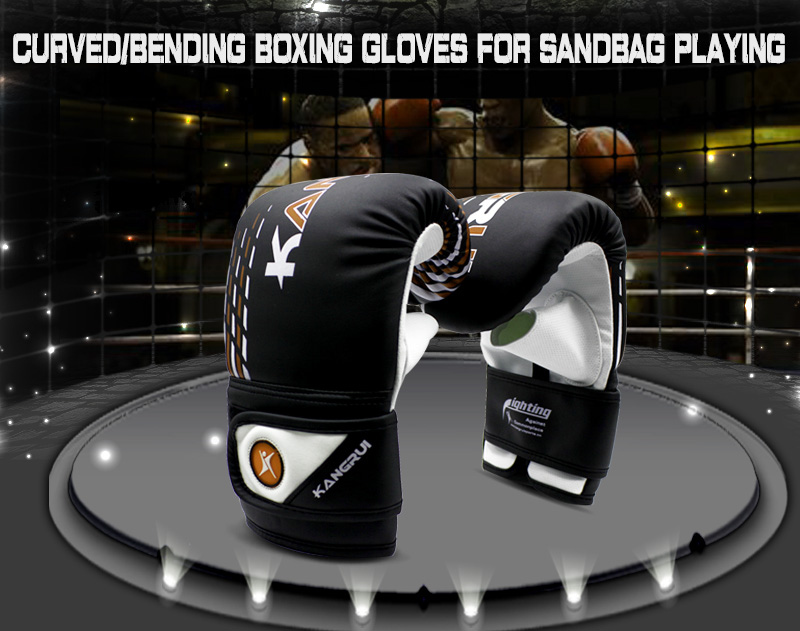 Bend Style Boxing Gloves