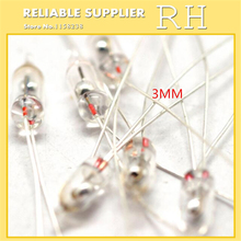 50PCS/lot Mercury switch 3MM 5MM Rolling switch F3 F5(China)
