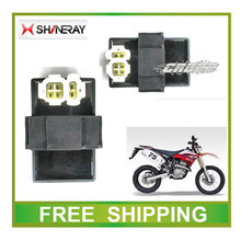 XY250GY SHINERAY X2 X2X 250CC dirt bike 4+2pins cdi box MOTORCYCLE accessories free shipping(China)