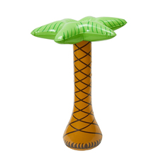 Inflatable hawaiian Palm Tree Party Supplies Favor Boxing Day Decorations Stage Prop Inflatable Toy Stand Tall 60 CM PVC