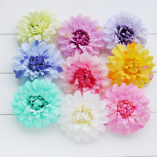 Fabric Flower Hair Clips,Flower Corsage Brooch Pins,Women Flower Headwear Wedding Party Gift for friendship gift(China)