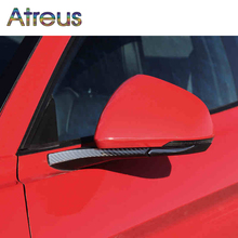 Buy Atreus 4pcs Car Rearview Mirror Carbon Fiber Trim Stickers Ford Mustang 2015 2016 GT 500 GT350 Mustang 2017 Accessories for $28.28 in AliExpress store