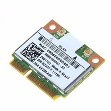 Notebook Computer Network Cards DW1703 AR5B225 Wireless N Bluethooth BT 4.0 Combo Mini Card Fit For Dell Laptop VCM15 P15