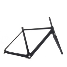 Buy 2017 New Model Carbon Road MTB Bike Frame Full Carbon Gravel Bicycle Frame Road Cyclocross Bike Frame for $579.00 in AliExpress store