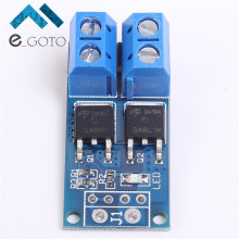 High Power MOS FET Trigger Switch Drive Module PWM Regulator Electronic Switch Control Panel DC 5V-36V(China)