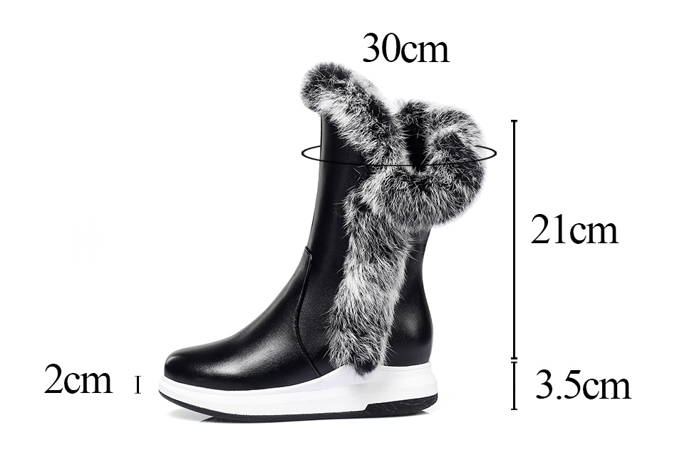 waterproof snow boots women