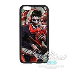 Joker and Harley Quinn Limited Edition mobile phone cover case for iPhone 4S 5S 5C 6S 6S Plus 7 7Plus Samsung Galaxy S4 S5 S6