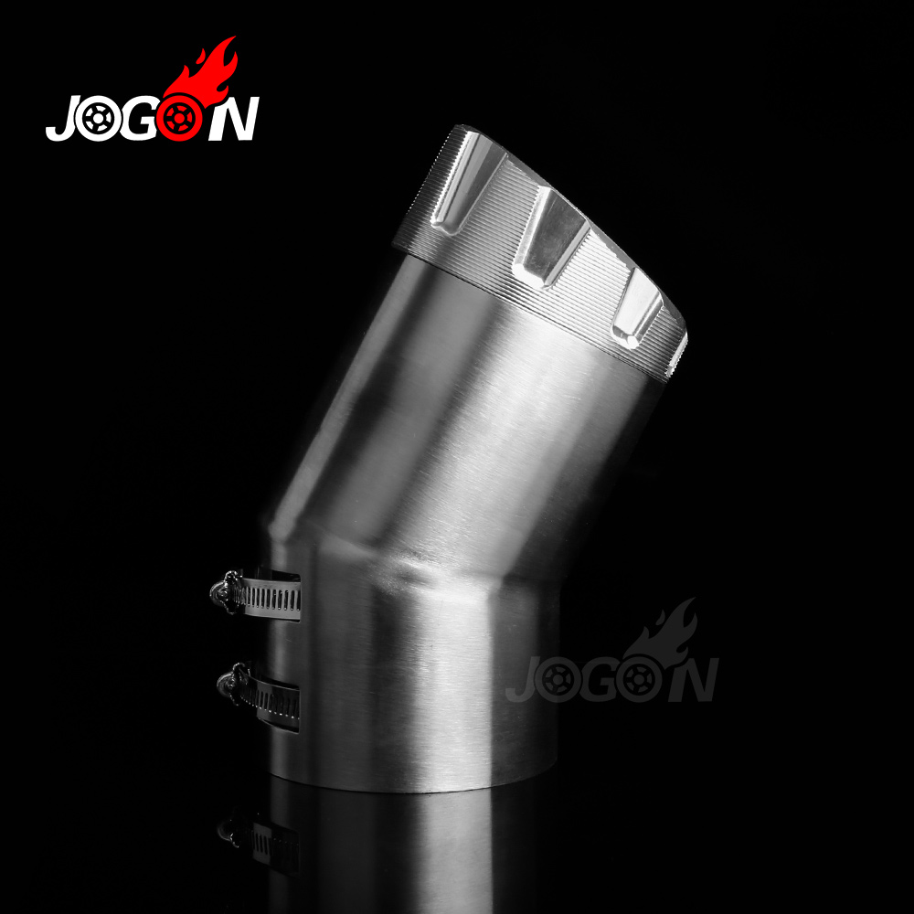 Stainless DIY Exhaust Muffler Pipe Tips End For Nissan Patrol Y61 Y62 1998-2019