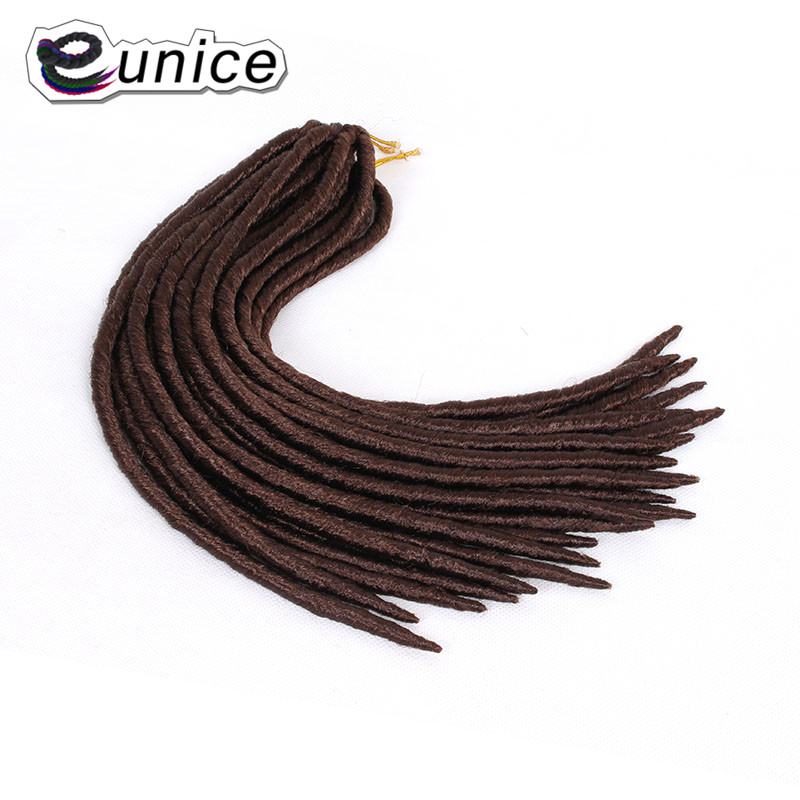Crochet Braids Dreadlock Extensions Kanekalon Synthetic braiding hair For Women  (6)