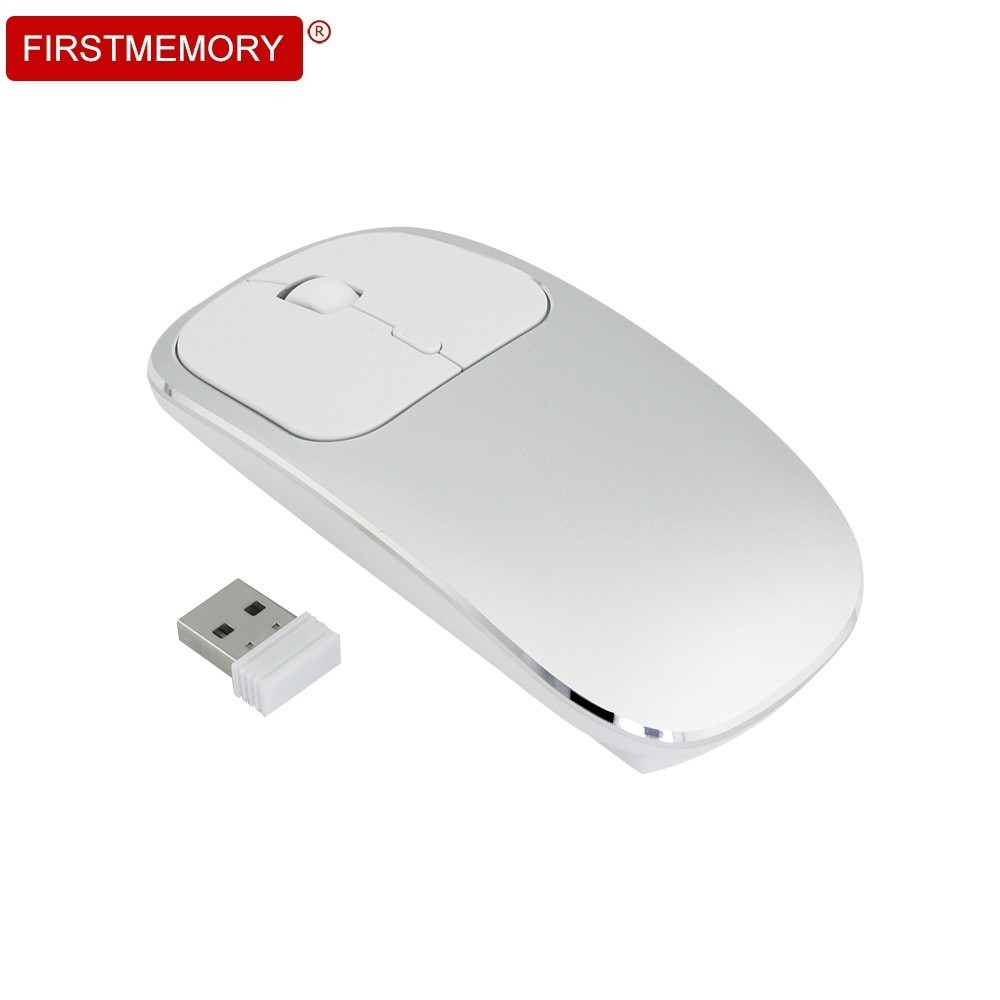 2.4GHz Wireless Mouse Rechargeable Mouse Silent