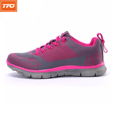 TFO Women Running Shoes Brand Athletic Shoes Breathable Trail Shoes Foldaway Driving Jogging Outdoor Waterproof Sneakers 8C4572