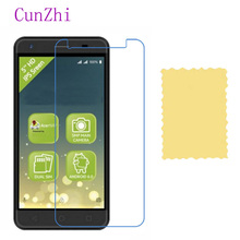 cunzhi 3 PCS Protector Film For Acer Liquid Z6E High-definition LCD Screen Protective Film(China)