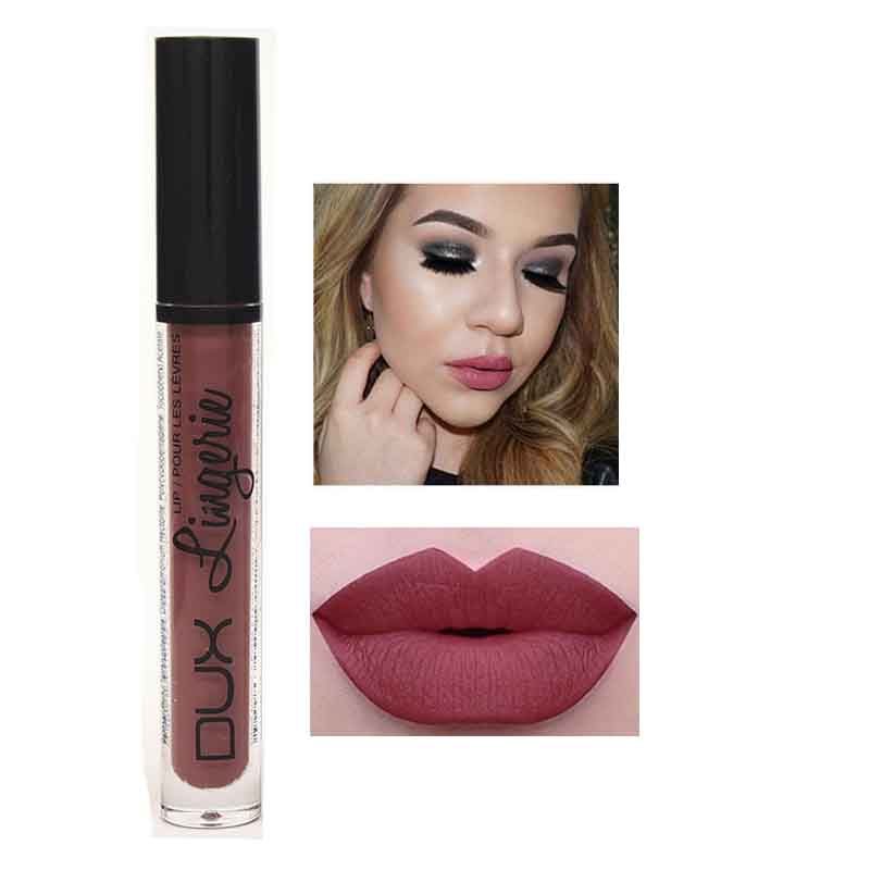New-Brand-Makeup-Lipstick-Matte-Lipstick-Brown-Nude-Chocolate-Color-Liquid-Lipstick-Lip-Gloss-Matte-Batom[2]