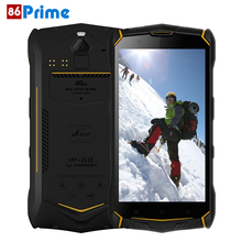 JESY J9 Waterproof Mobile Phone Android Phone 7 J9S 4GB 64GB 6150mAh IP68 Rugged Cellphone 16MP 5.5 Inch smartphone Support NFC(China)
