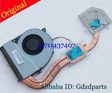 Original Used tested CPU Cooling Fan And Heatsink For asus X550C x552WE Y581C X552EP X550LC Laptop