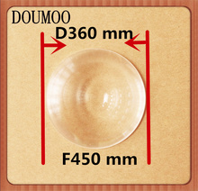 Buy Dropshipp Traffic lights long Focal length 450 mm Fresnel lens Diameter 360 mm DIY Stage lights big size Round Fresnel Lens for $54.28 in AliExpress store