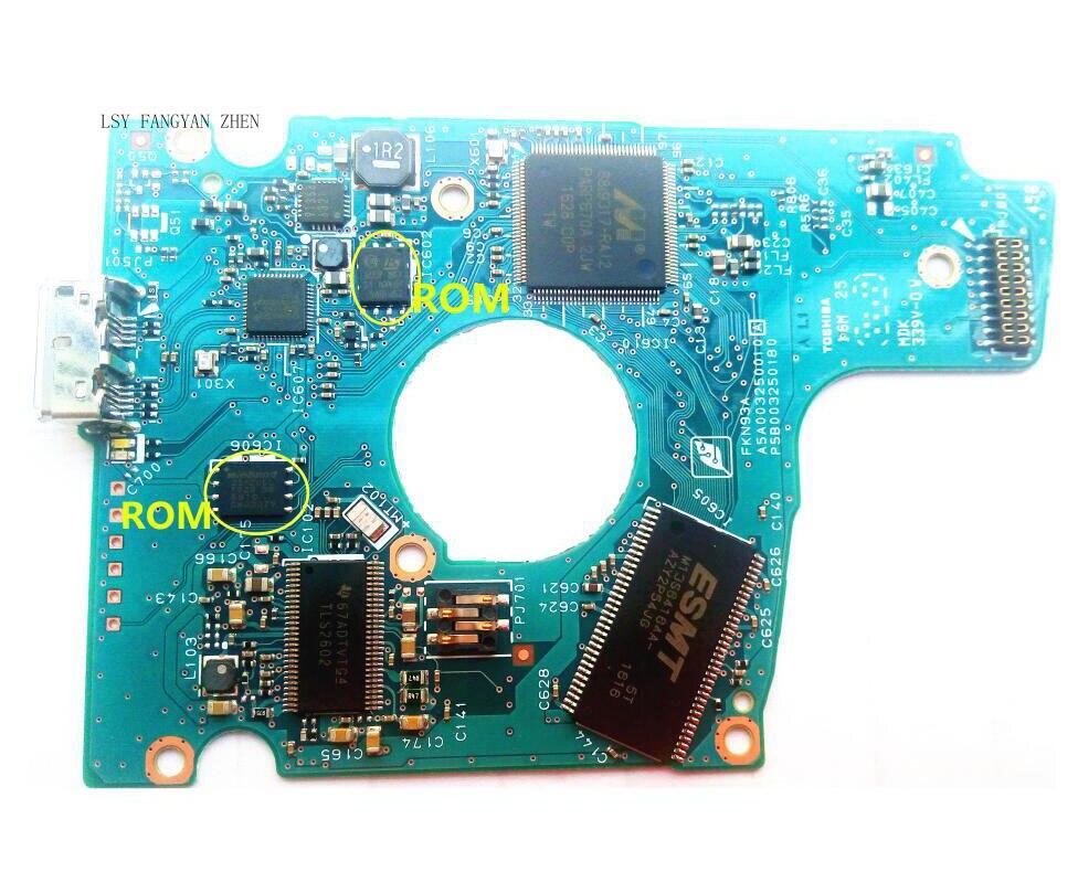 G003250A for MQ01UBD050 HDD Logic Board<br>