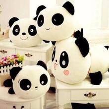 20cm Giant Panda Pillow Mini Plush Toys Stuffed Animal Toy Doll Pillow Plush Bolster Doll Valentine's Day Gift(China)
