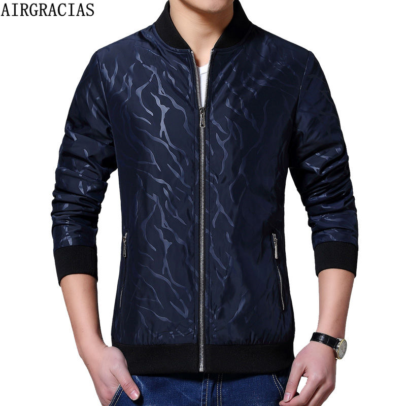 AIRGRACIAS 2017 Spring Brand Jacket Men ClothesHig...