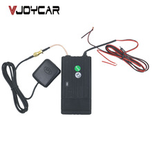 VJOYCAR WCDMA 3G Car GPS Tracker With External GPS ANTENNA Vibration Motion Sensor Geo Fence Alert FREE Tracking Software Plat