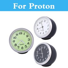 Car Mechanics Quartz Clock Mini Watch Digital Pointer For Proton Perdana Persona Preve Saga Satria Waja Gen-2 Inspira