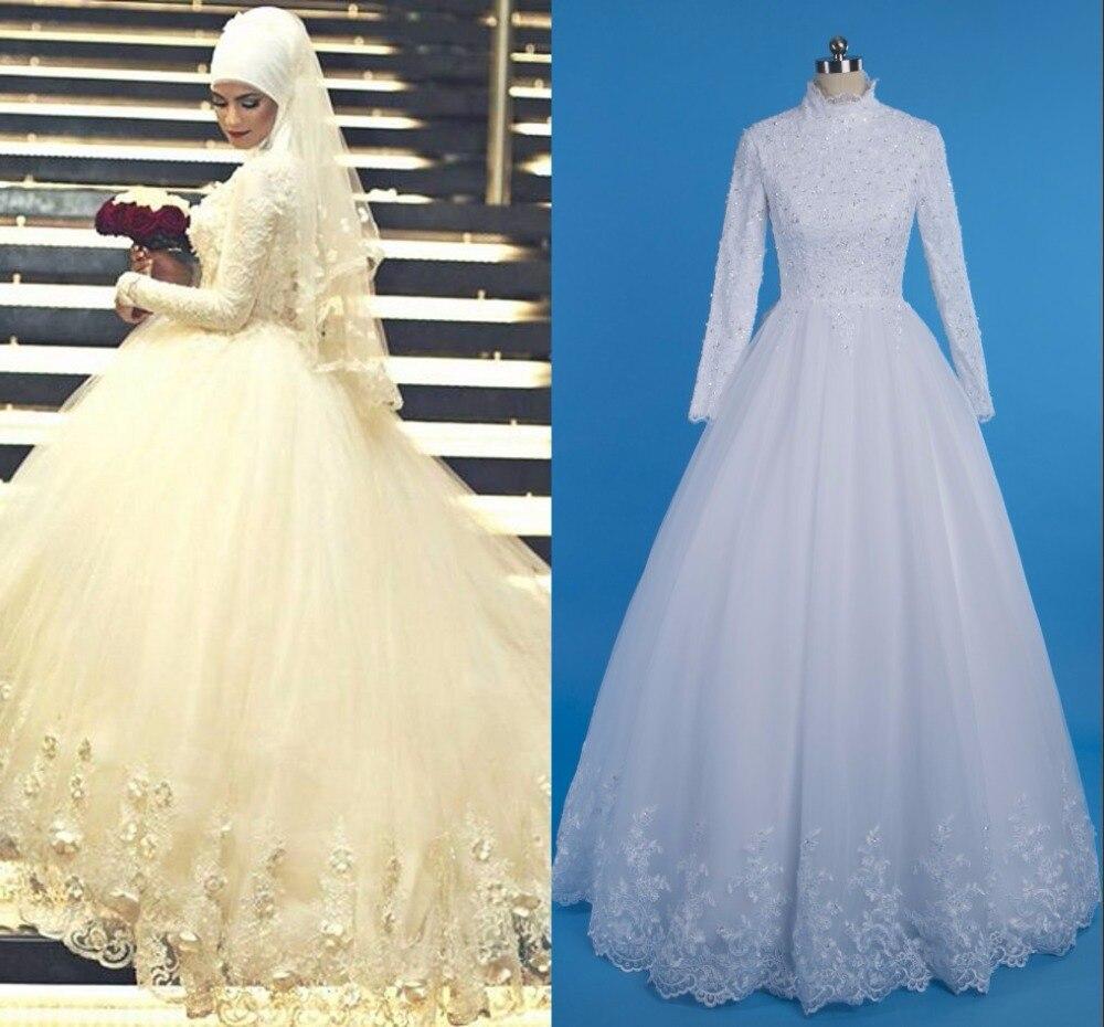 Pretty Islamic Wedding Dresses With Hijab Photos - Wedding Ideas ...