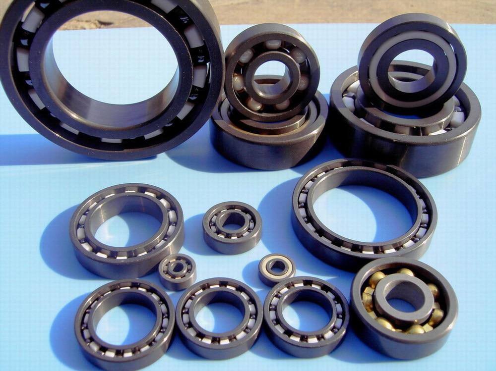6mm bearings 696 Full Ceramic Si3N4 6mmx15mmx5mm Full Si3N4 ceramic Ball Bearing 619/6<br>