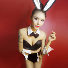 Party Bunny uniform Europe rabbit loaded bar temptation Dance Costume Women's Costumes Sexy Party Cosplay Fancy Dress Uniform