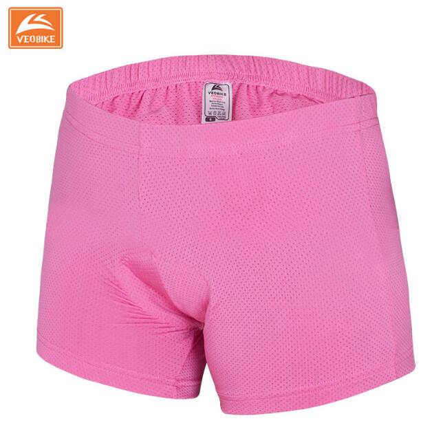 Bicycle Bike Cycling Underwear Women Quick Dry Padded Cycling Shorts Outdoor Sport Bike Underwear Bermuda Ciclismo<br><br>Aliexpress