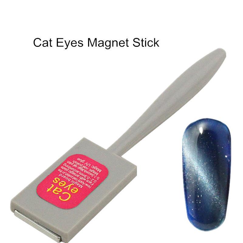 Для чего нужен магнит для маникюра