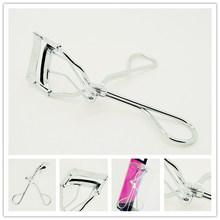 2017 Hot Sale New Freeshipping Factory Direct Selling Beauty Make Up Tool Stainless steel Eyelash Curler for wholesales(China)