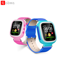 G7 Colorful Touch Screen Smartwatch Children SOS Call Location Finder Device Anti Lost Reminder Baby Kids Safety Smart Watch