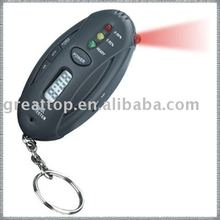 Alcohol tester with three LEDs display tester results- GT-ALT-02