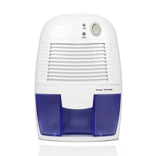 LAGUTE L-A03 500ML Dehumidifier Moisture Absorber Air Dryer with Auto Switch Off 20W Compatible for Kitchen Bathroom Office(China)