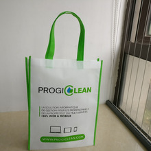 wholesale 1000pcs/lot reusable TNT bags recycling non woven bags/shopping bags/ promotion bags accept custom LOGO(China)